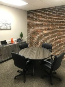 One of our conference rooms